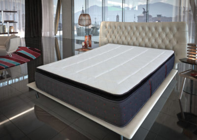 Luxury Pillowtop Black
