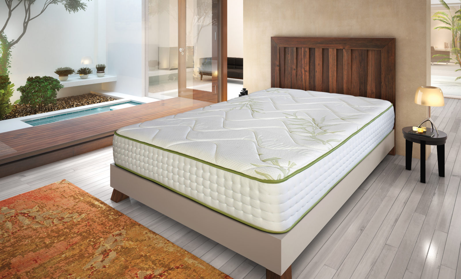 Olive Infusion Mattress