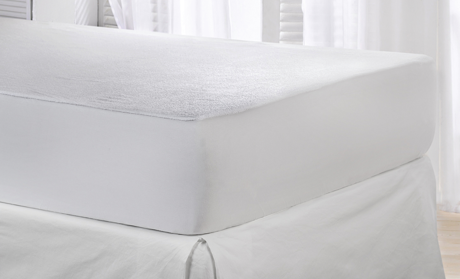 Mattress Protector Waterproof & Breathable